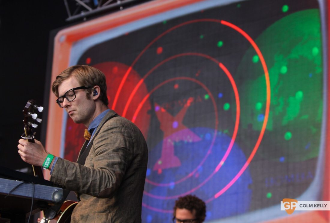Public Service Broadcasting Beatyard Sunday Dun Laoghaire by Colm Kelly