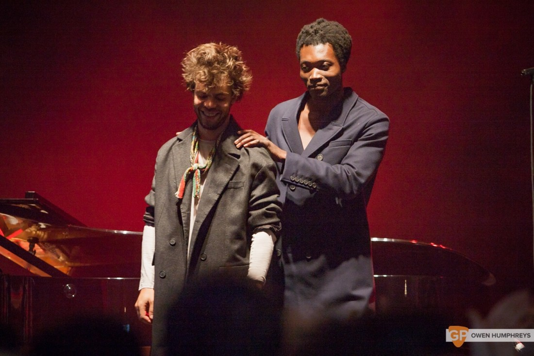 Benjamin Clementine at Electric Picnic 2015 by Owen Humphreys (3 of 3)