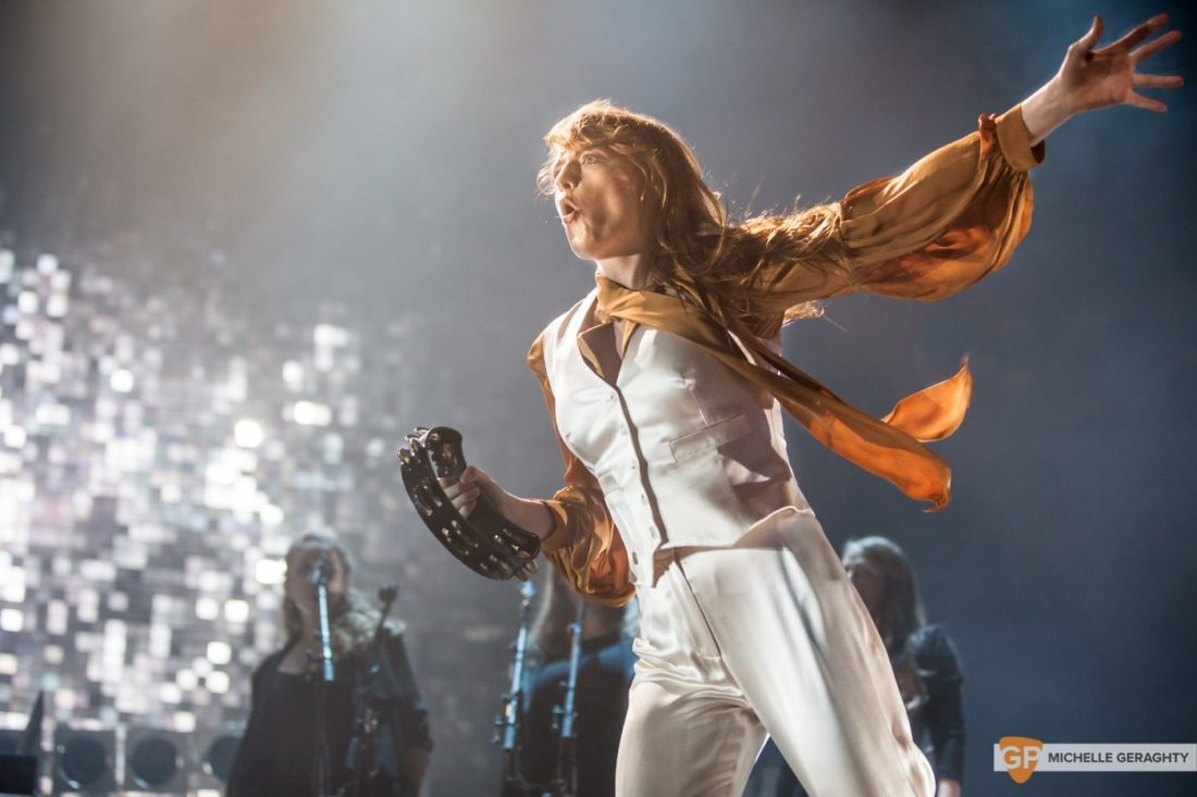 Florence and the Machine at the 3Arena by Michelle Geraghty-1303
