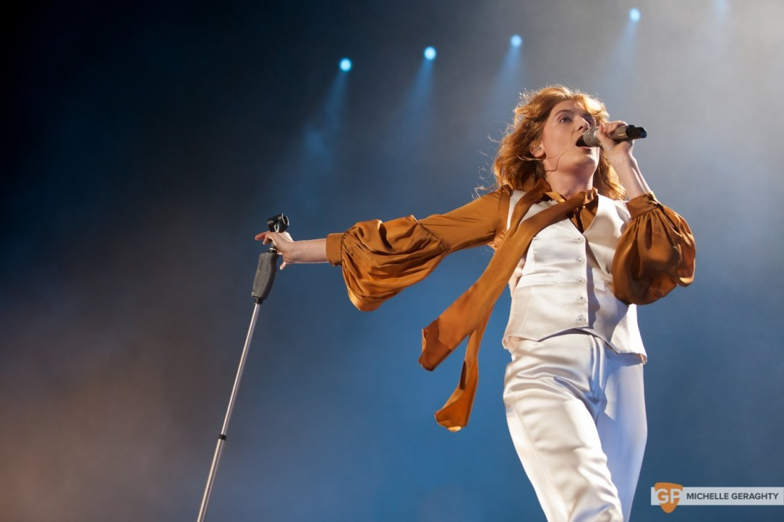 Florence and the Machine at the 3Arena by Michelle Geraghty-1382