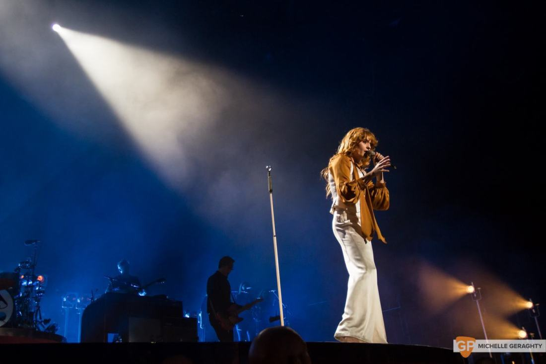 Florence and the Machine at the 3Arena by Michelle Geraghty-7681