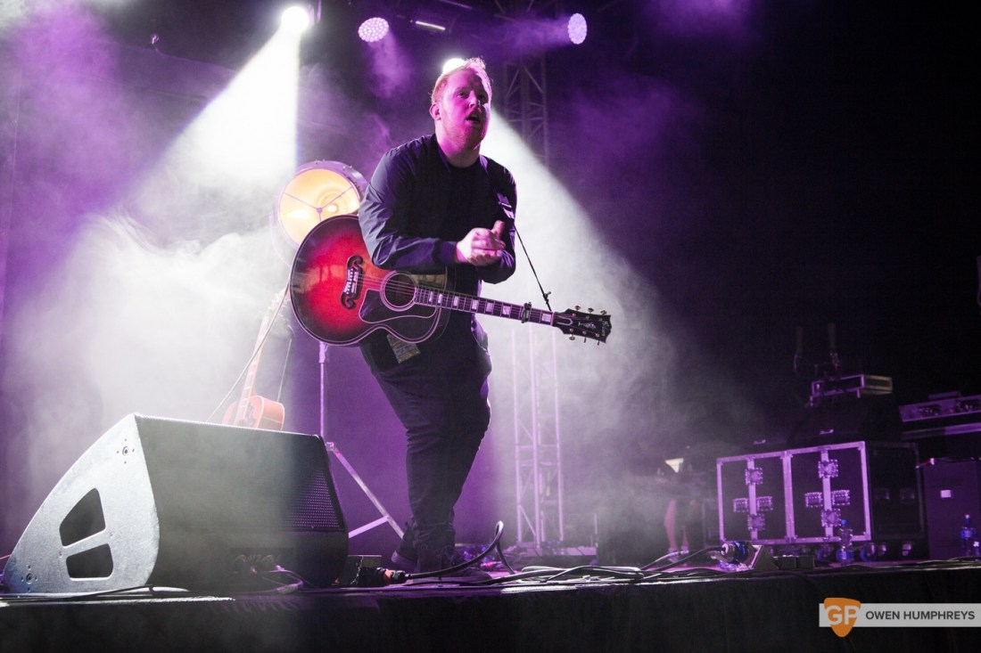 Gavin James at Electric Picnic 2015 by Owen Humphreys (2 of 2)