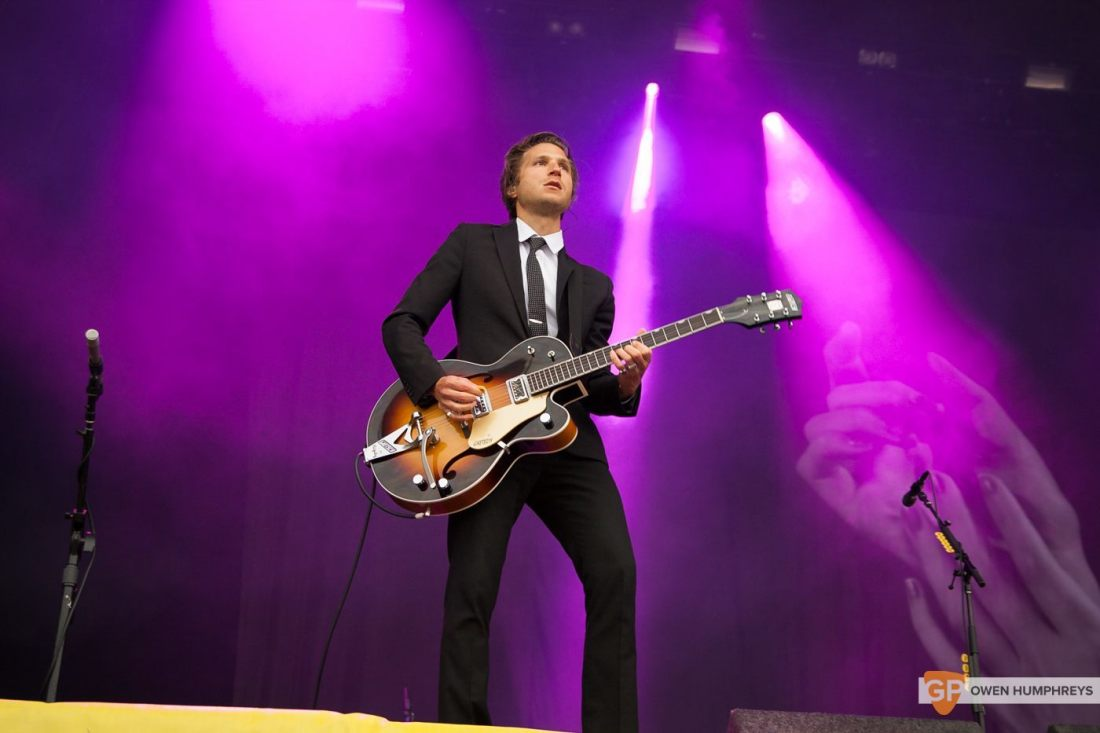Interpol at Electric Picnic 2015 by Owen Humphreys (5 of 5)