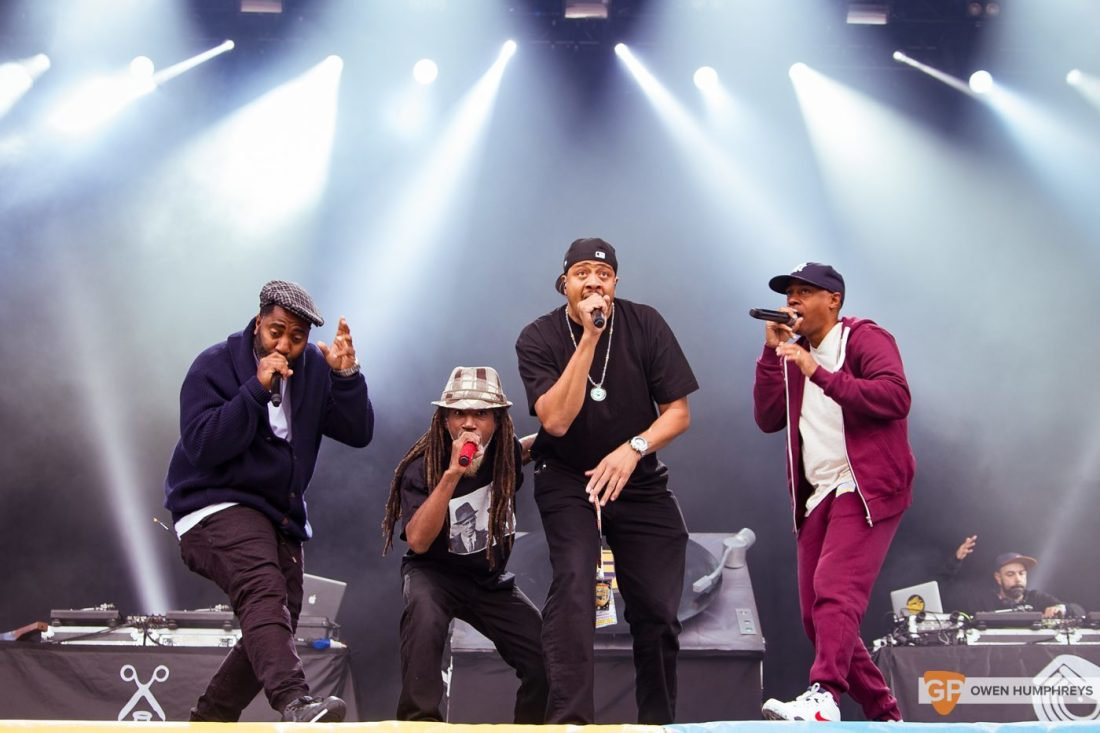 Jurassic 5 at Electric Picnic 2015 by Owen Humphreys (2 of 2)
