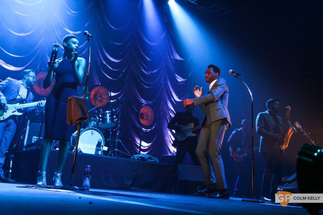 Leon Bridges at The Olympia Theatre by Colm Kelly