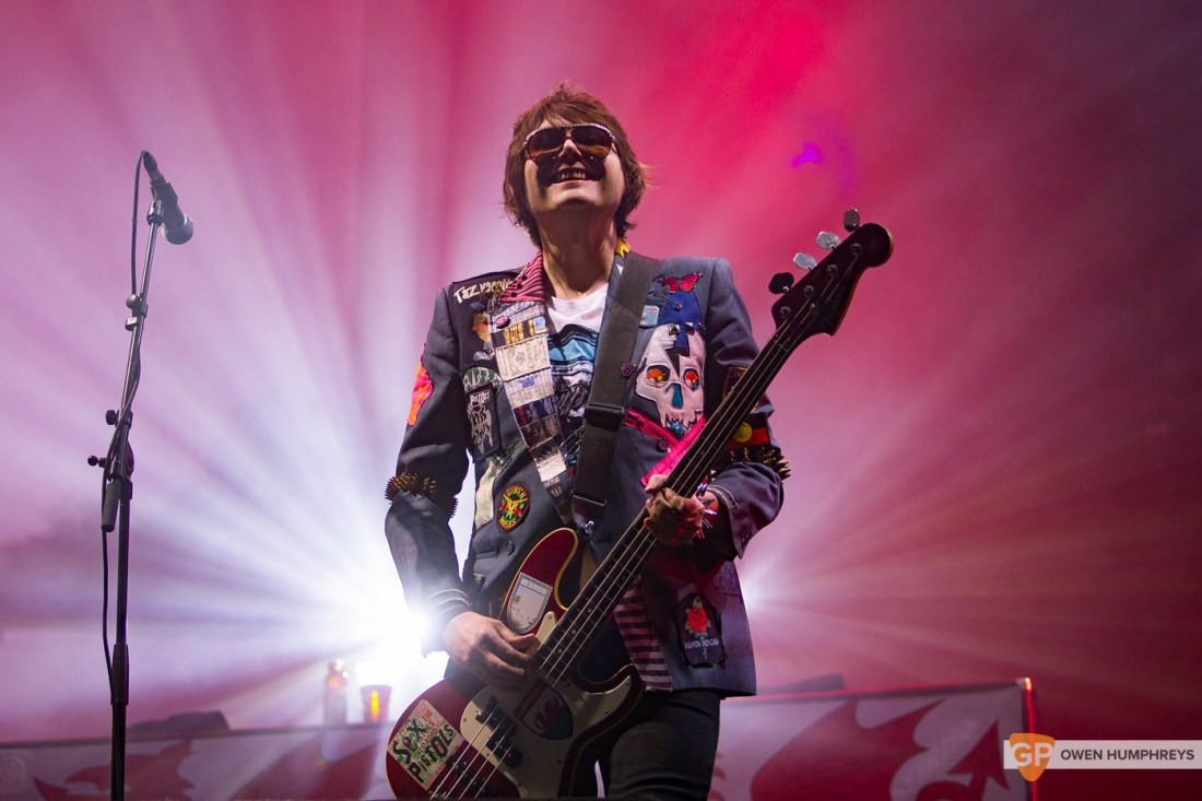 Manic Street Preachers at Electric Picnic 2015 by Owen Humphreys (6 of 7)