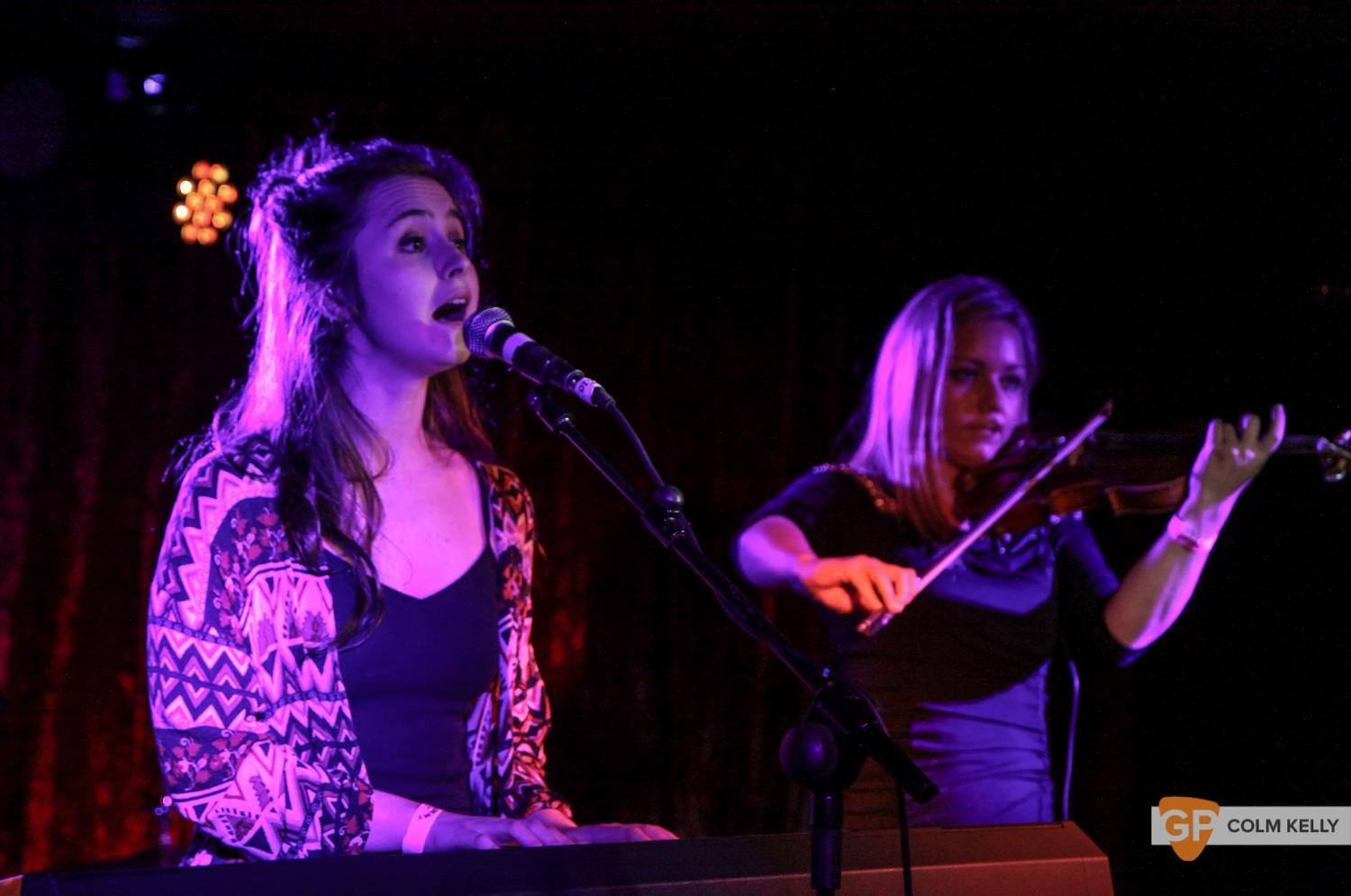 Rachael Lavelle at The Academy by Colm Kelly