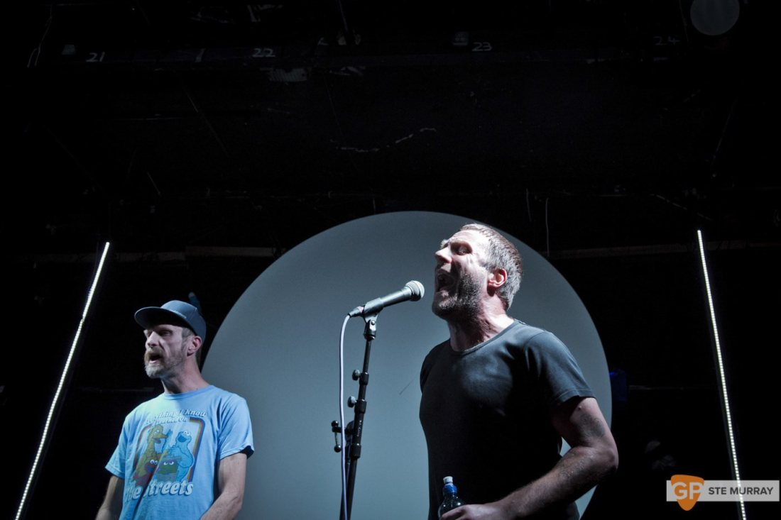 Sleaford Mods at District 8 by Ste Murray26