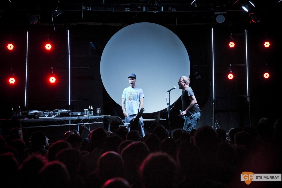 Sleaford Mods at District 8 by Ste Murray28