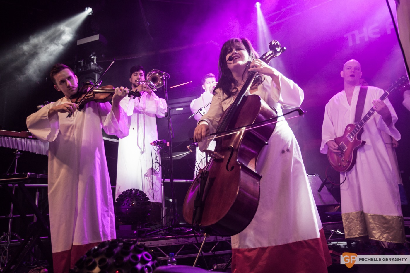 The Polyphonic Spree at the Academy by Michelle Geraghty-0867
