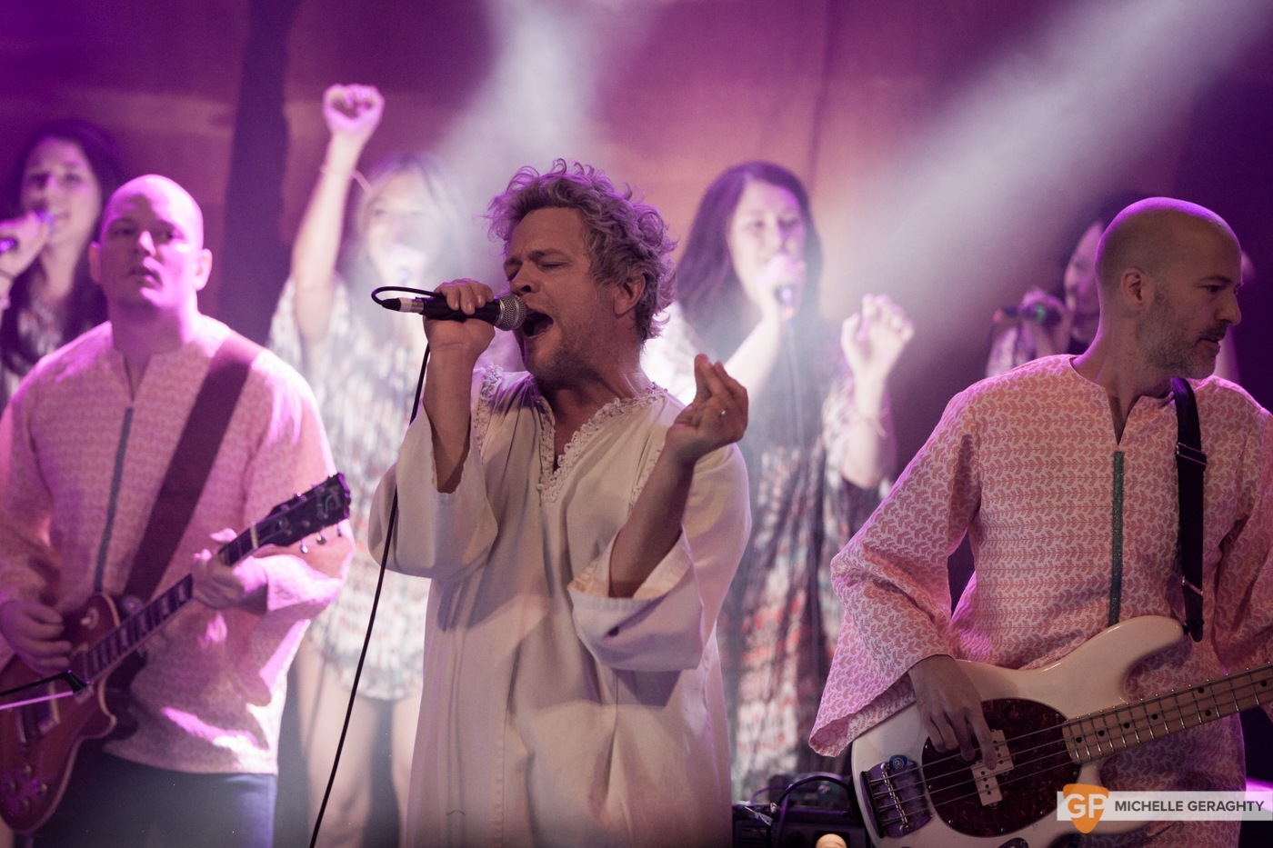 The Polyphonic Spree at the Academy by Michelle Geraghty-1117