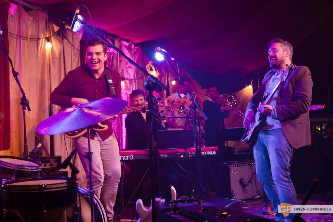 Turning Pirate Mixtape at The Spiegeltent by Owen Humphreys (25 of 30)