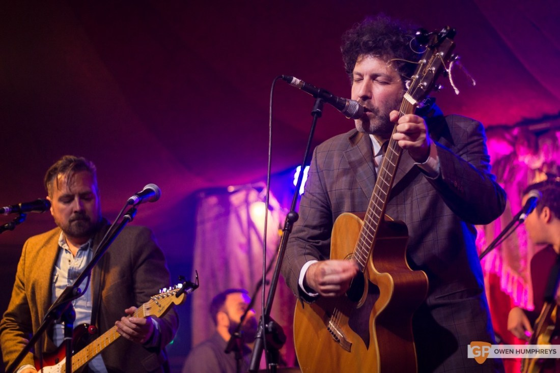 Turning Pirate Mixtape at The Spiegeltent by Owen Humphreys (5 of 30)