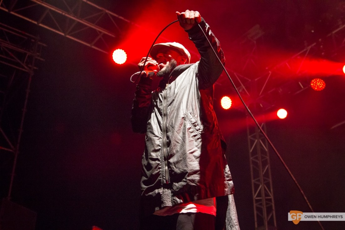 Yasiin Bey (Mos Def) at Electric Picnic 2015 by Owen Humphreys (3 of 6)