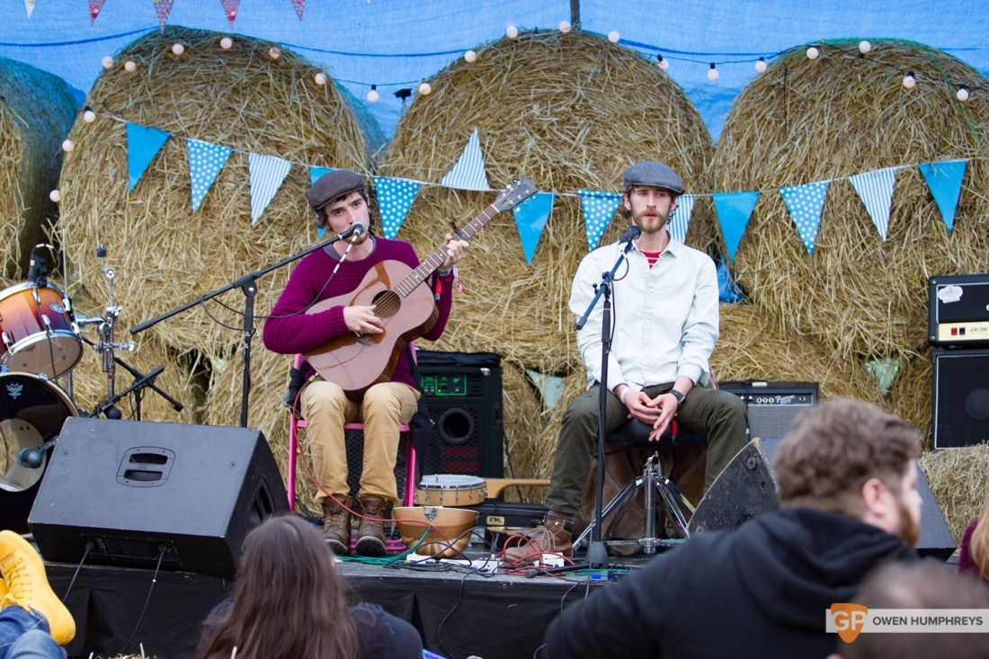 Ye Vagabonds at Electric Picnic 2015 by Owen Humphreys (2 of 2)