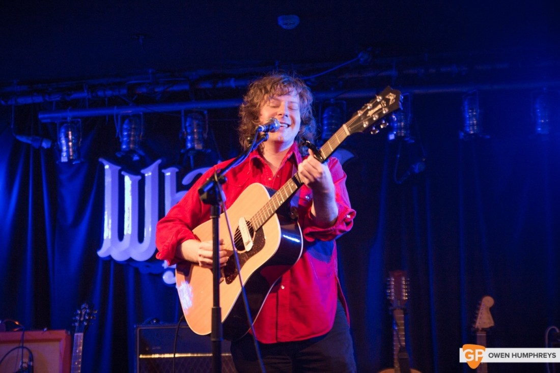 Cian Nugent at Whelan's by Owen Humphreys