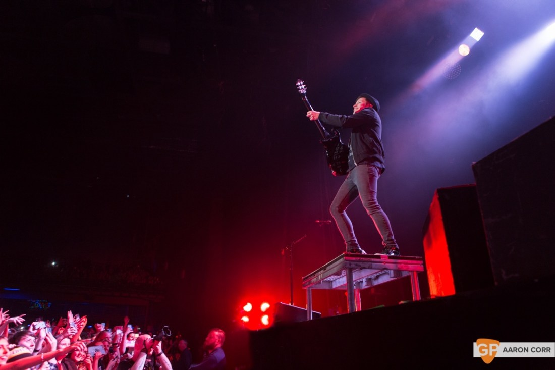 Fall Out Boy at 3Arena by Aaron Corr_0306