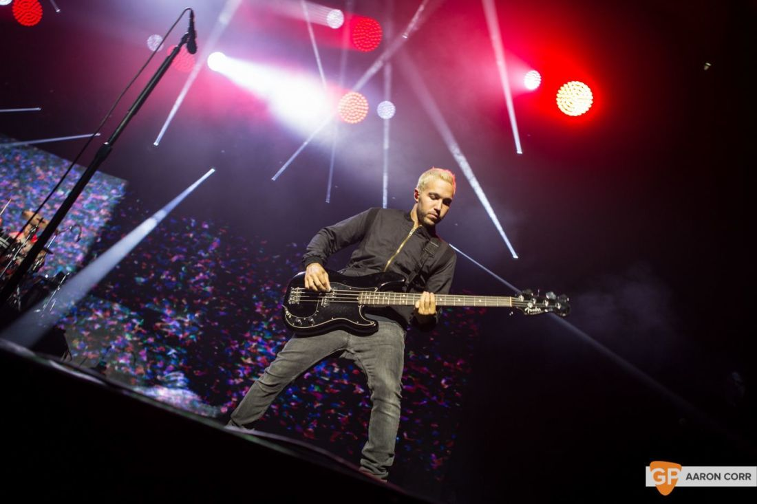 Fall Out Boy at 3Arena by Aaron Corr_0376-2
