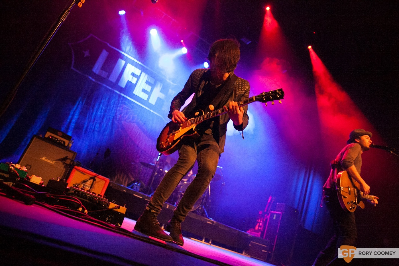 Lifehouse at Olympia Theatre by Rory Coomey