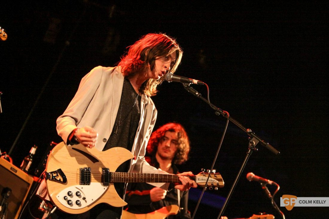 Blossoms at The Olympia Theatre by Colm Kelly