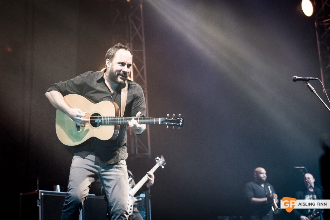 DAVE MATTHEWS BAND at THE THREE ARENA by AISLING FINN (19)