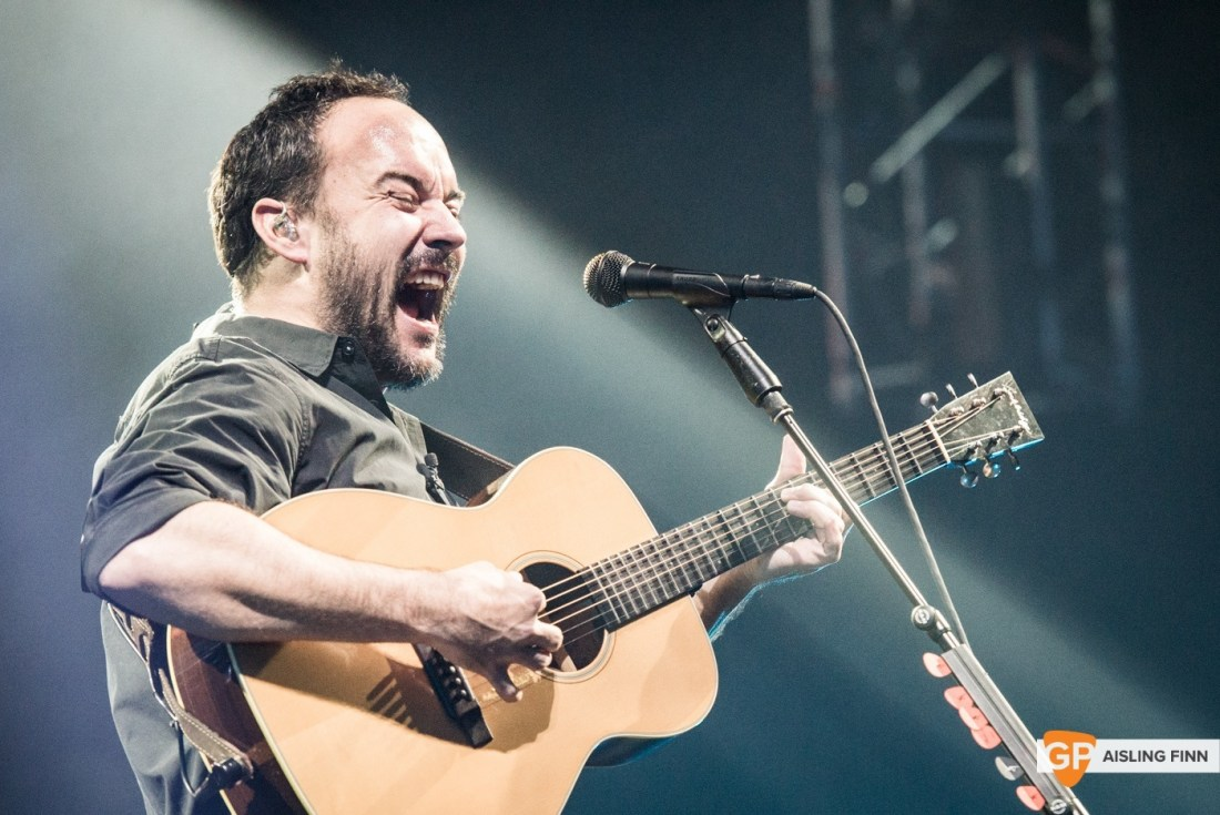 DAVE MATTHEWS BAND at THE THREE ARENA by AISLING FINN (20)