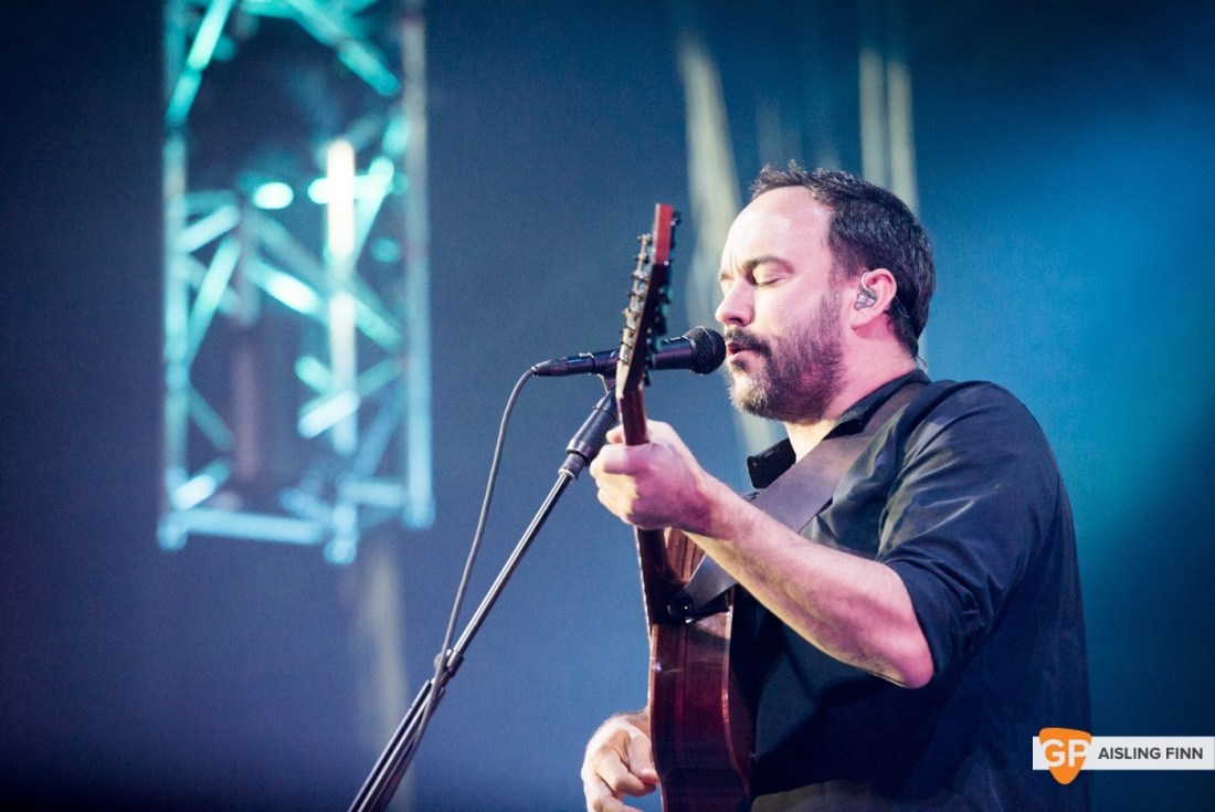 DAVE MATTHEWS BAND at THE THREE ARENA by AISLING FINN (4)