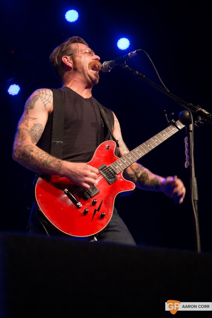 Eagles of Death Metal at Olympia by Aaron Corr-1778