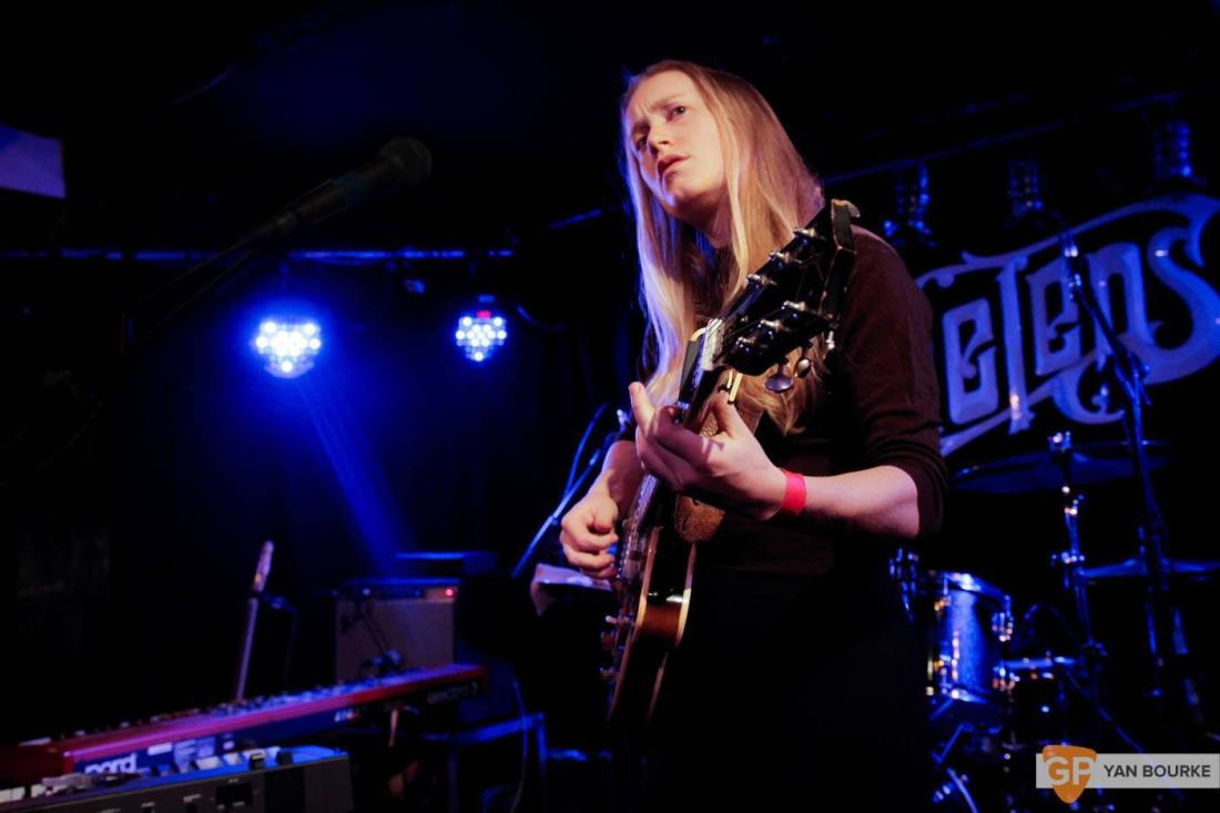 The Weather Station in Whelan's on 14 November 2015