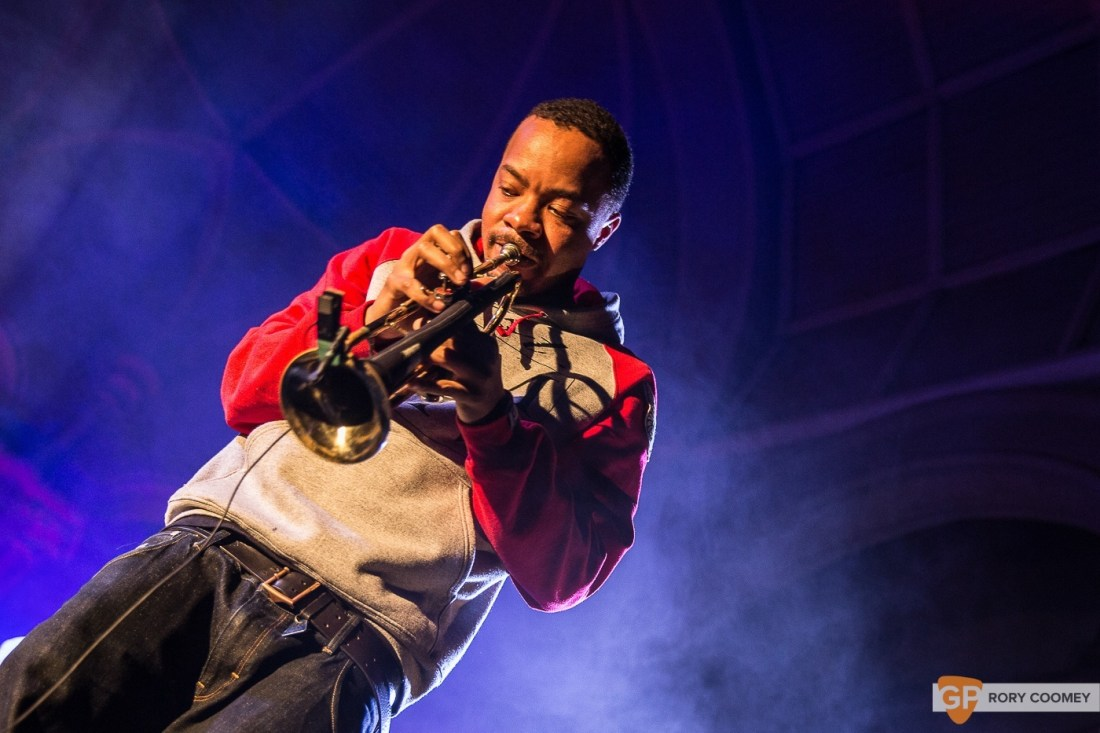 Hypnotic Brass Ensemble at St Lukes By Rory Coomey