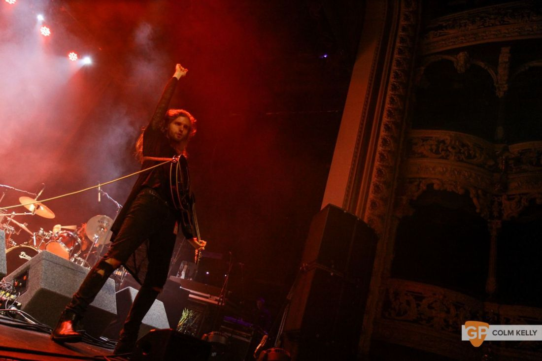 Pleasure Beach at The Olympia Theatre by Colm Kelly