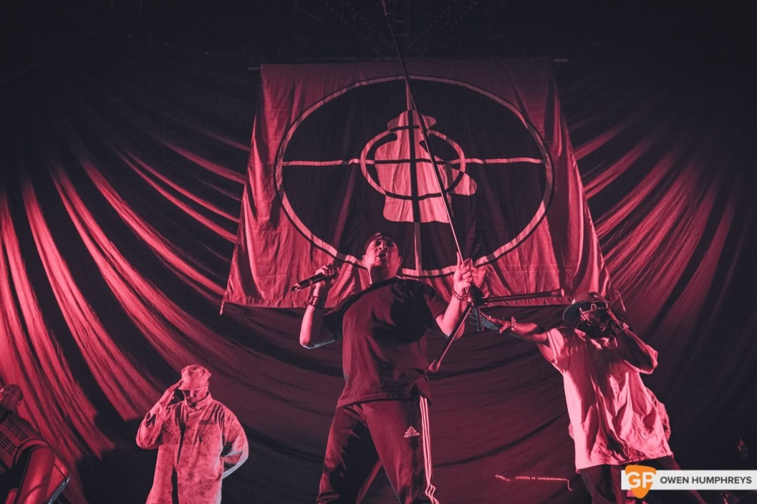 Public Enemy at the 3Arena by Owen Humphreys