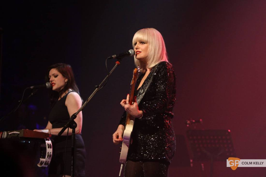 September Girls at The Olympia Theatre by Colm Kelly