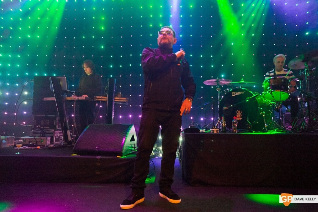 The Happy Mondays at Vicar St