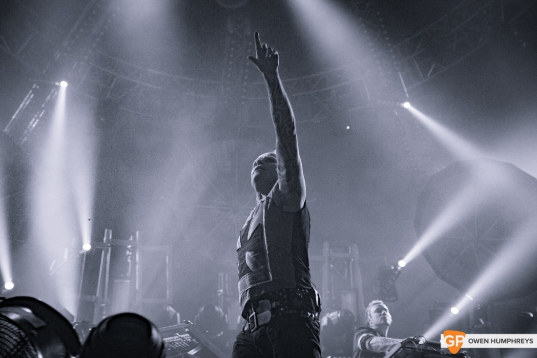 The Prodigy at The 3Arena by Owen Humphreys