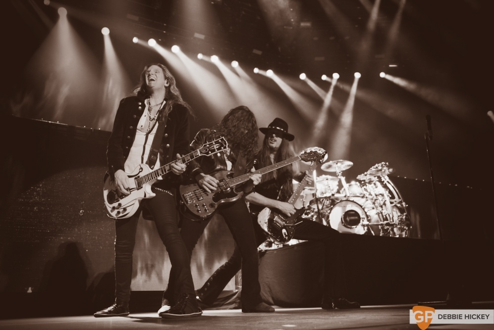 Whitesnake at 3Arena by Debbie Hickey