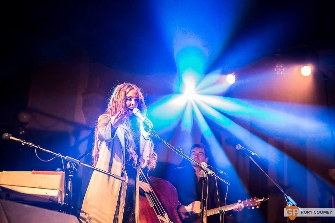 Lisa Lamb @LambeLisa @Live at St Lukes By Rory Coomey