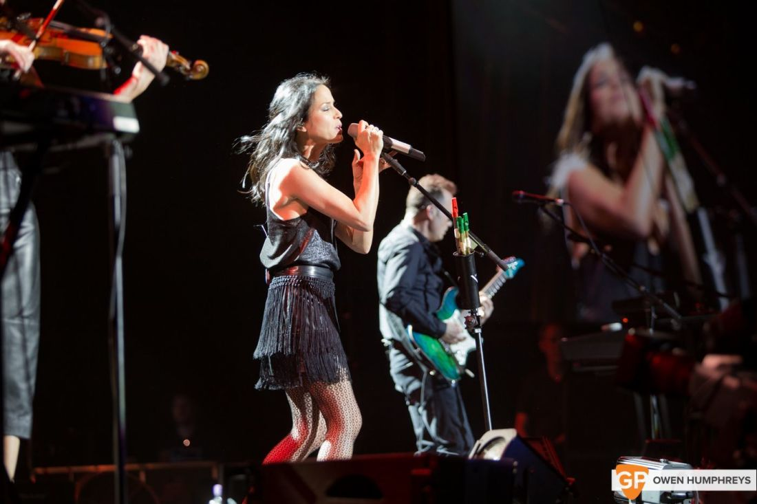 The Corrs at The 3Arena by Owen Humpphreys (6 of 11)