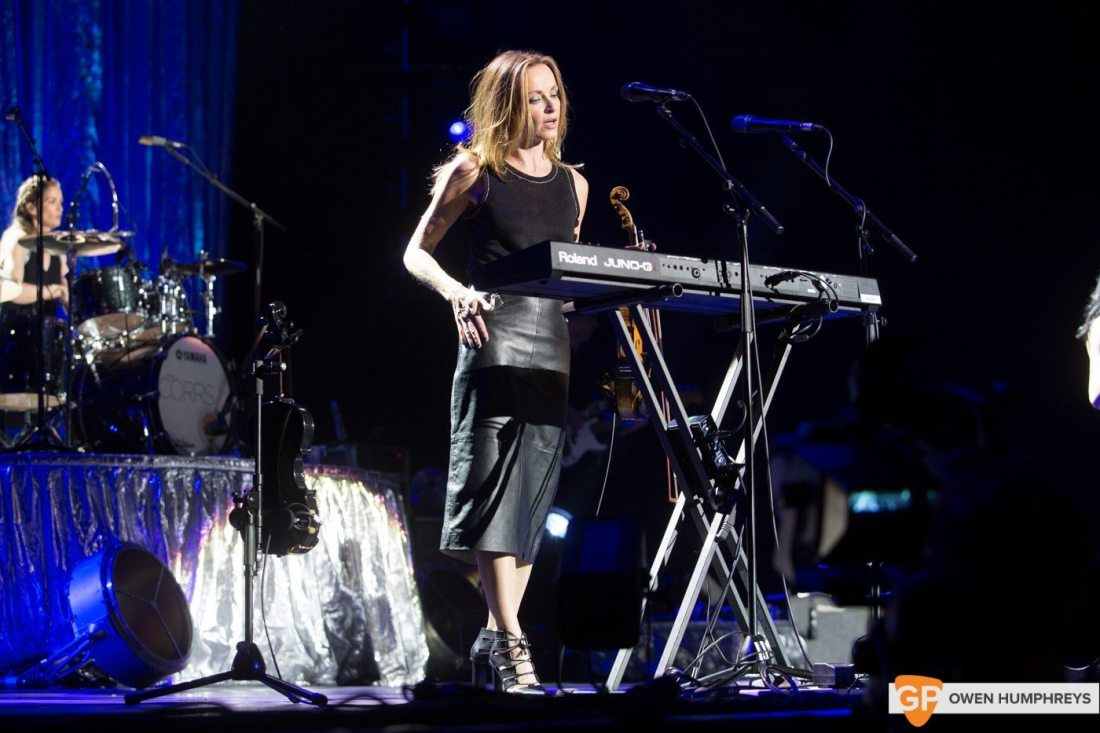 The Corrs at The 3Arena by Owen Humpphreys (7 of 11)