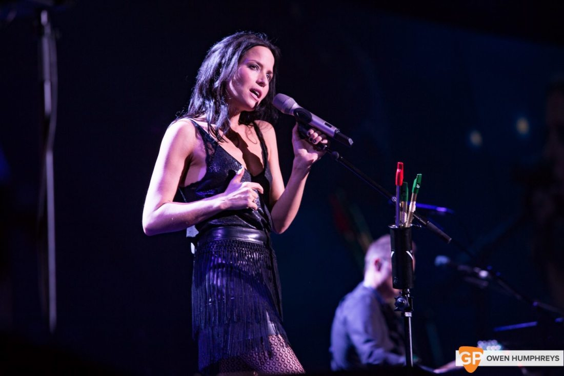 The Corrs at The 3Arena by Owen Humpphreys (8 of 11)
