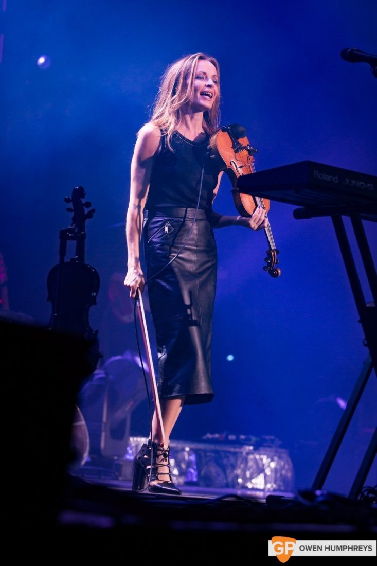 The Corrs at The 3Arena by Owen Humpphreys (9 of 11)