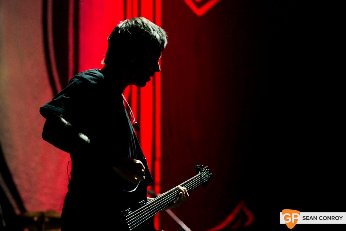 All Time Low at 3Arena by Sean Conroy