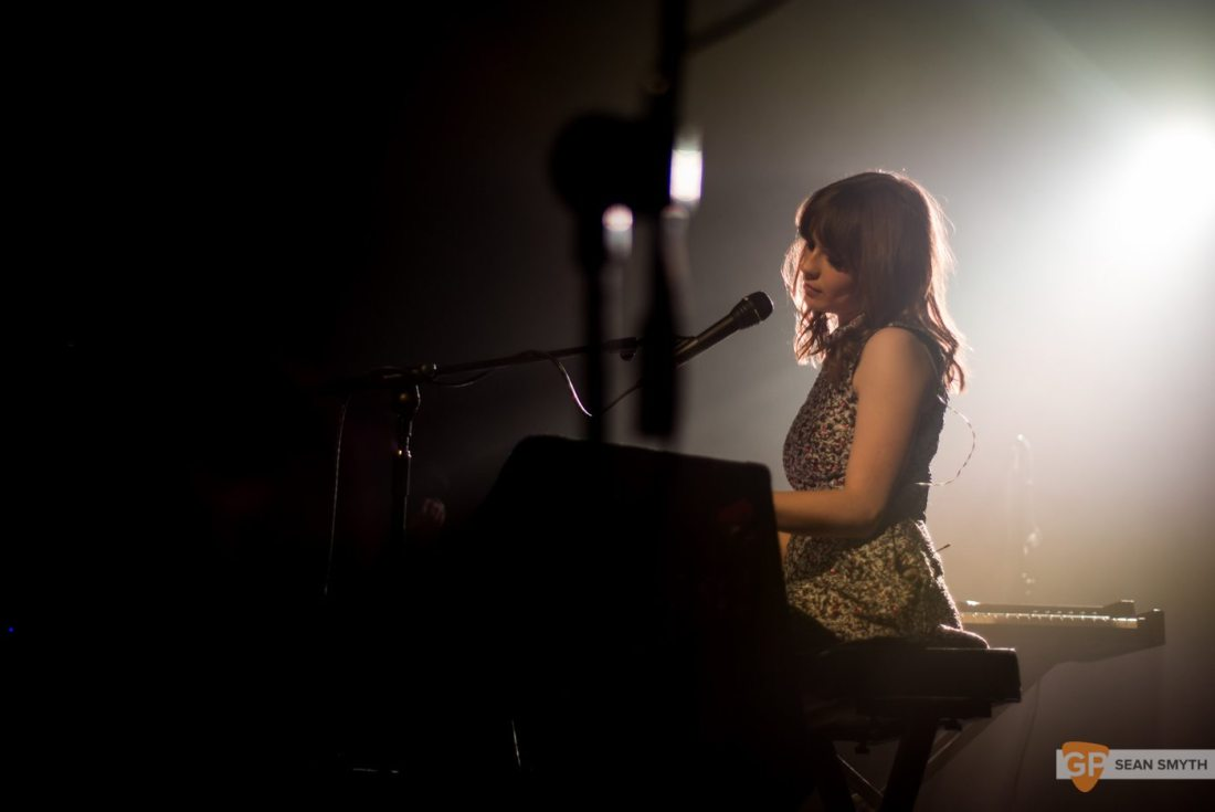Gabrielle Aplin at the Olympia Theatre by Sean Smyth (20-2-15) (20 of 28)