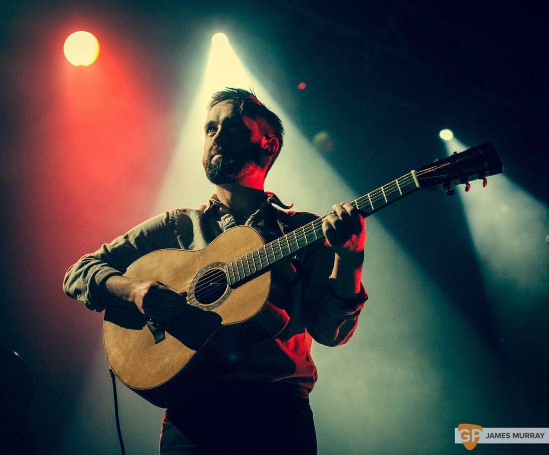 Villagers at Vicar Street by James Murray