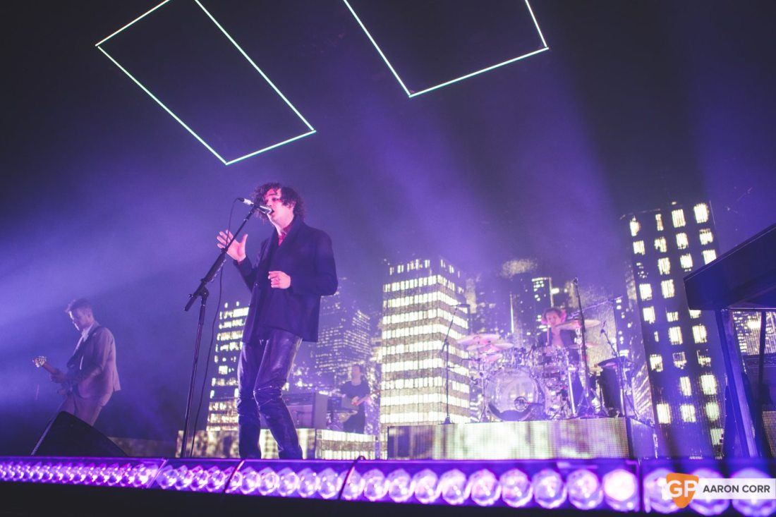The 1975 at 3Arena by Aaron Corr-5199
