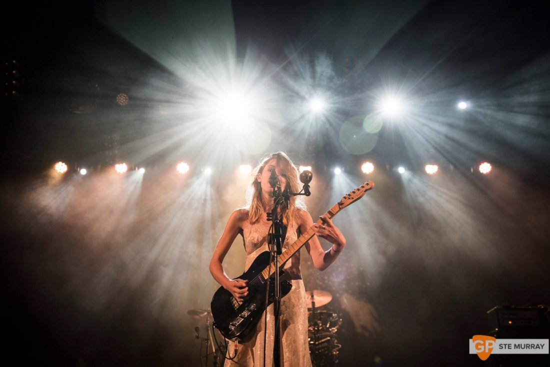 Wolf Alice at Olympia Theatre by Ste Murray_15
