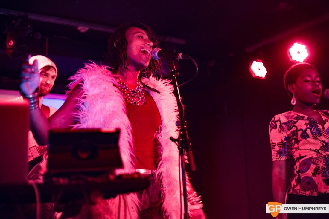 Feather at the Workman's Club by Owen Humphreys (4 of 9)