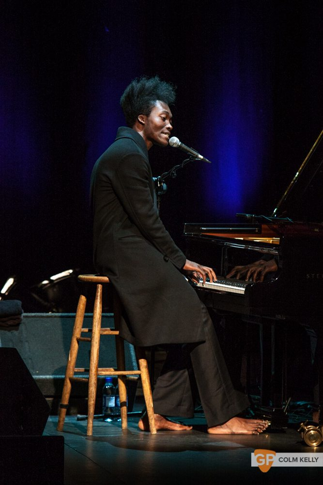 Benjamin Clementine at The Olympia Theatre by Colm Kelly-0071
