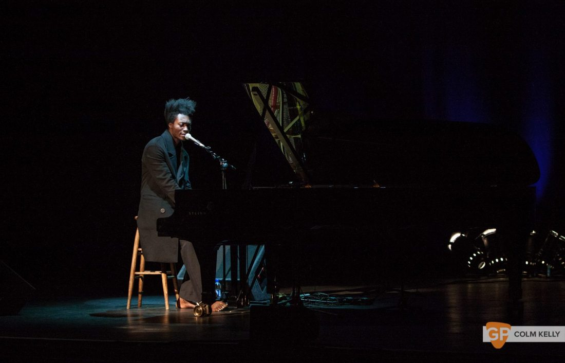 Benjamin Clementine at The Olympia Theatre by Colm Kelly-0121