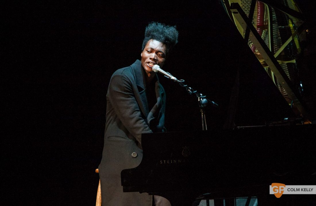 Benjamin Clementine at The Olympia Theatre by Colm Kelly-0127